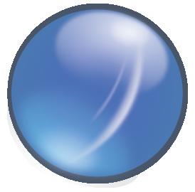 Orbis Operations logo circle swish
